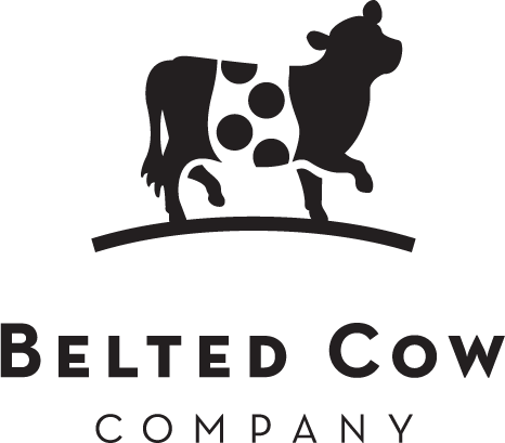 Belted Cow, Logo
