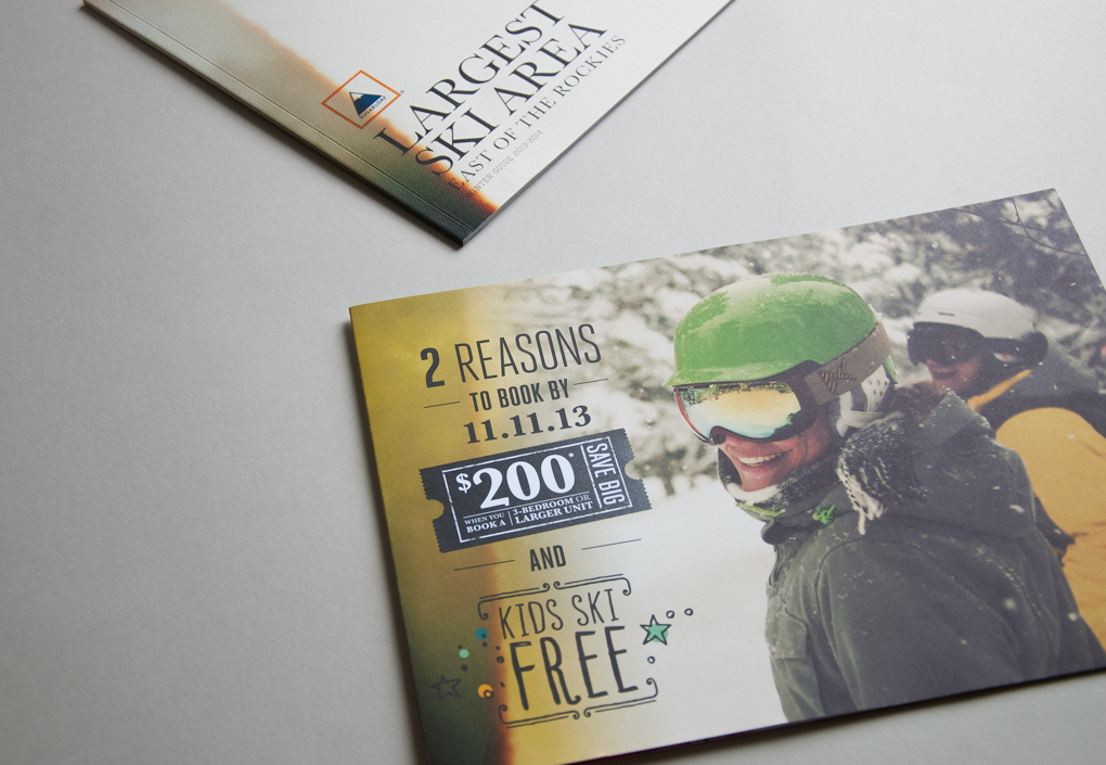 Sugarloaf, Promotional Mailer