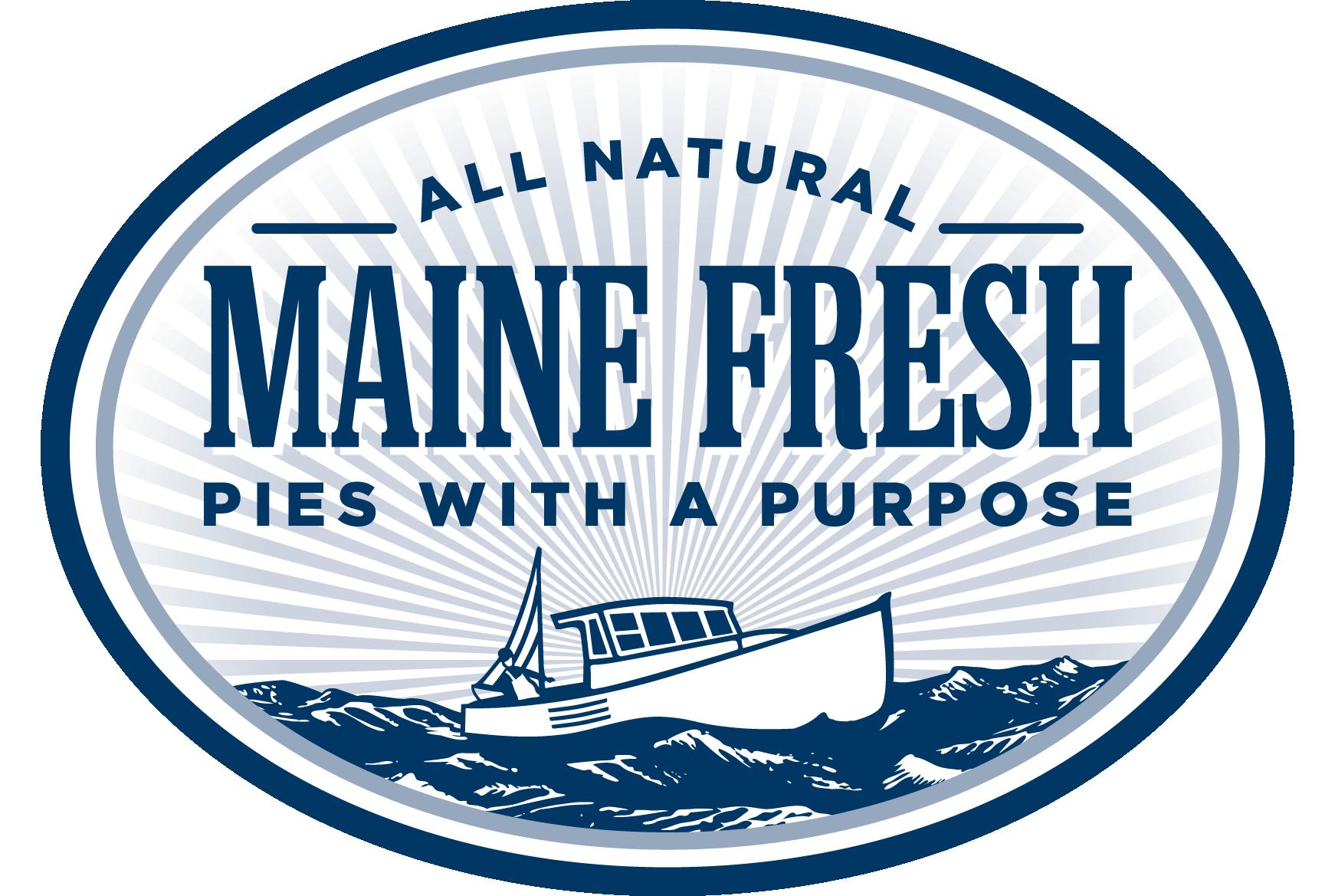 Maine Fresh, Logo