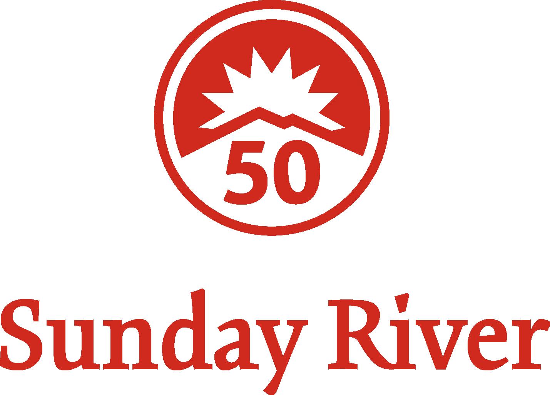 Sunday River 50 Years, Logo