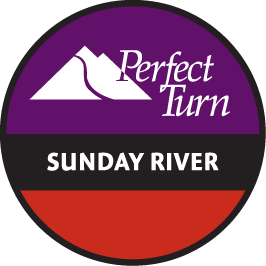 Sunday River Perfect Turn, Logo