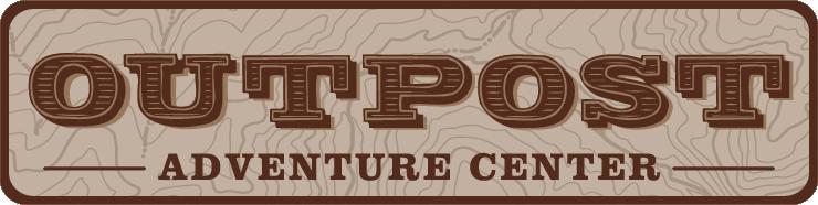 Outpost Adventure Center, Logo