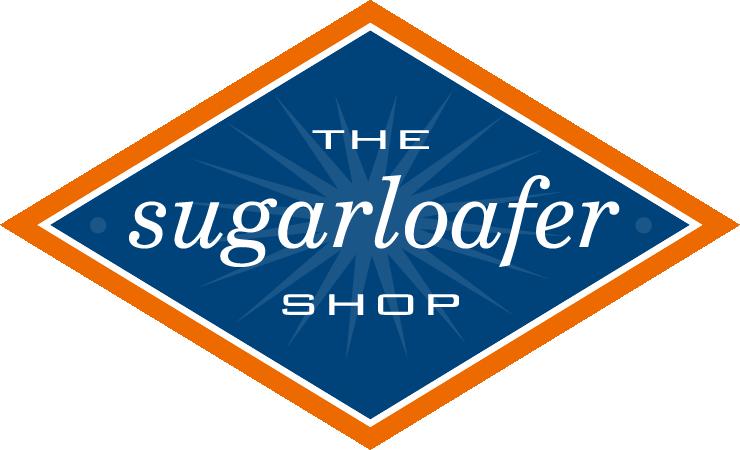 Sugarloafer Shop, Logo