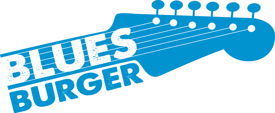 Blues Burger, Logo