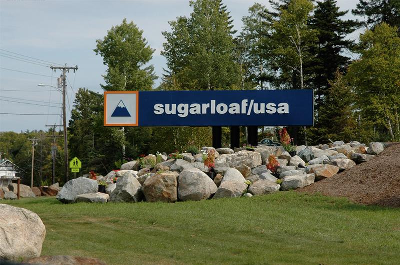 Sugarloaf, Way-finding