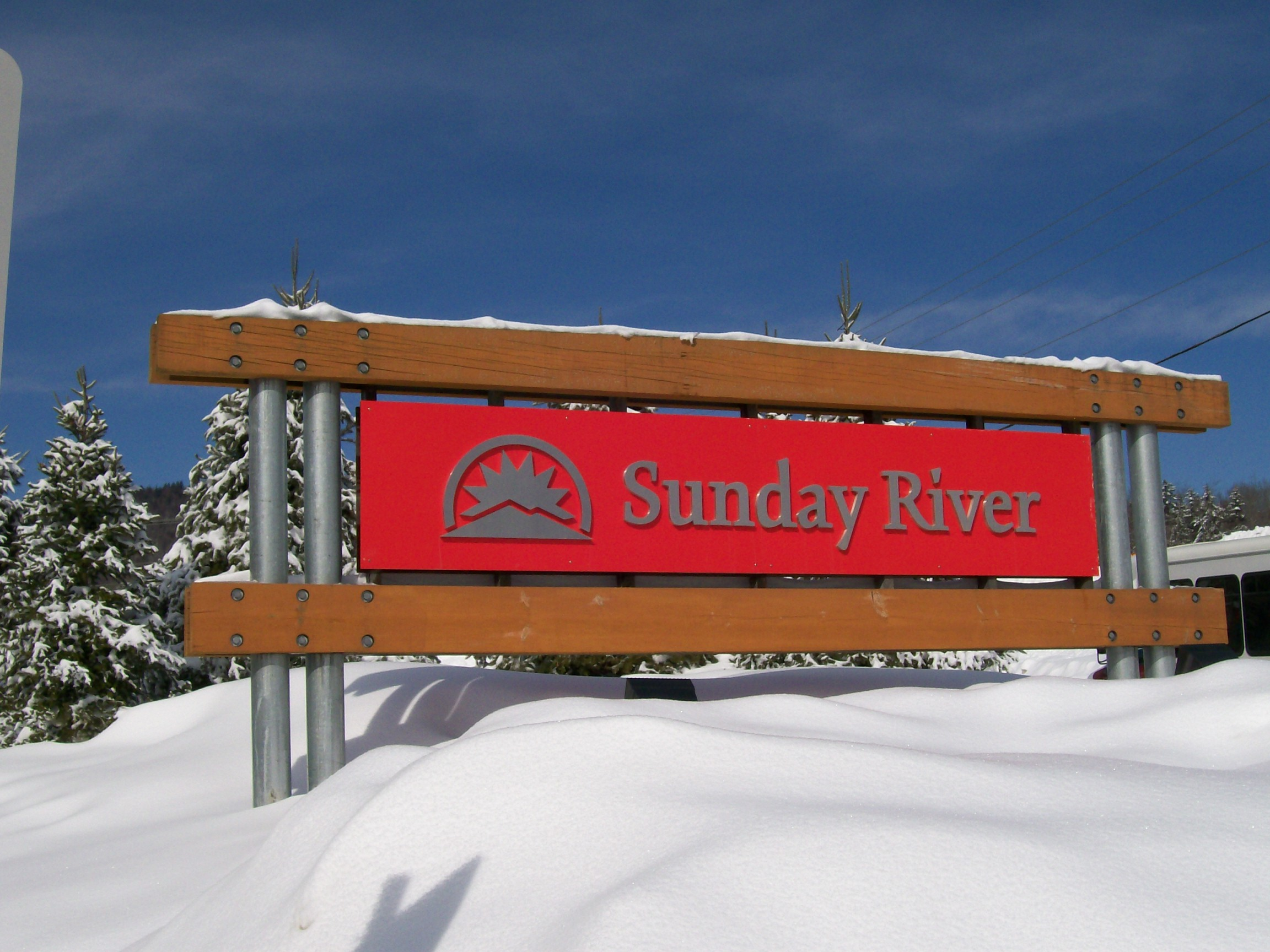 Sunday River, Way-finding