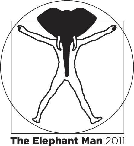 The Elephant Man, Logo