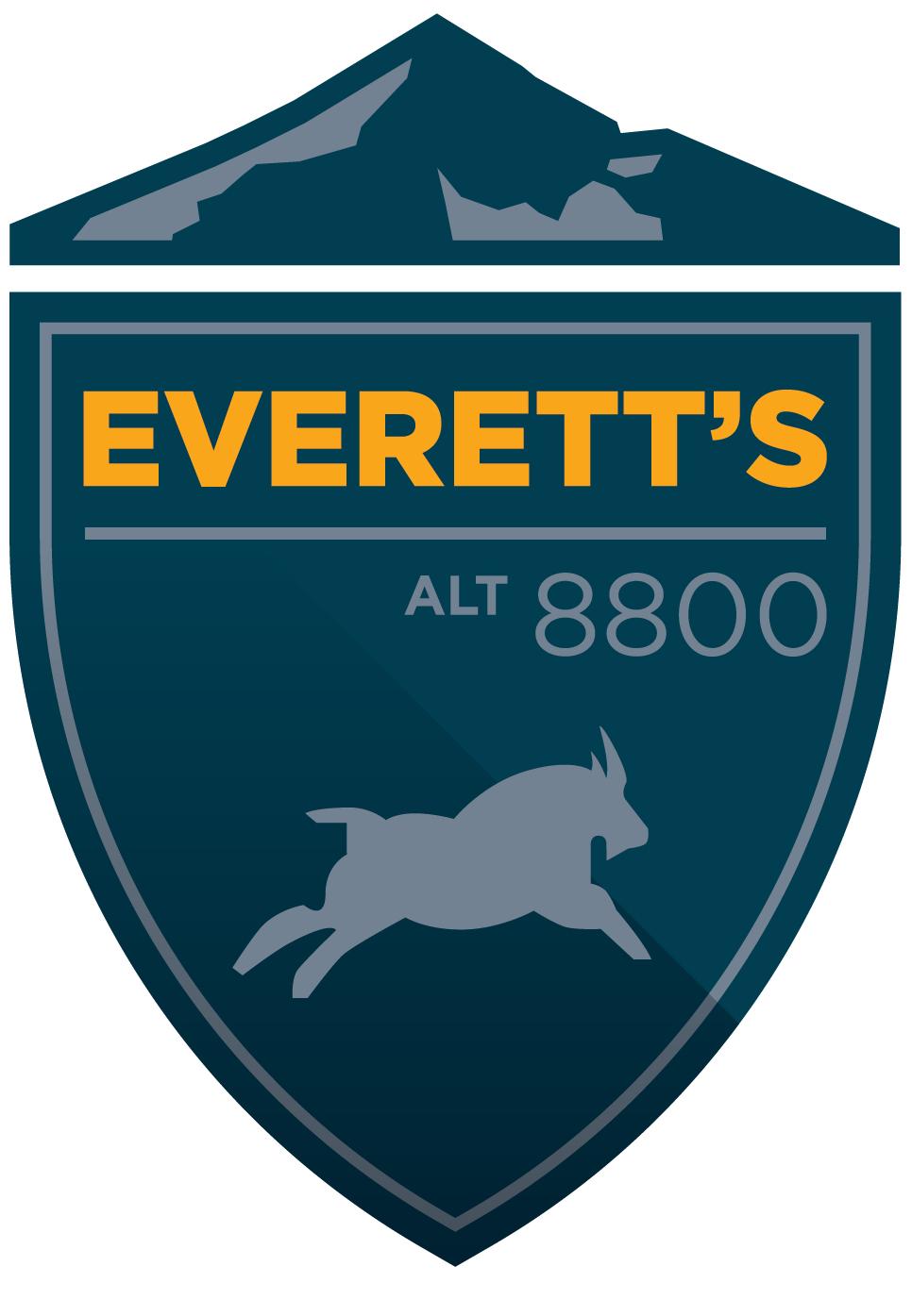 Everett's Logo