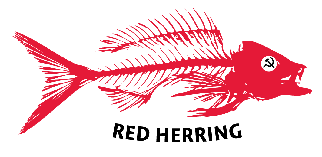 Red Herring, Logo