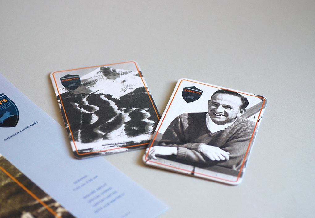 Everett's Postcard Coasters