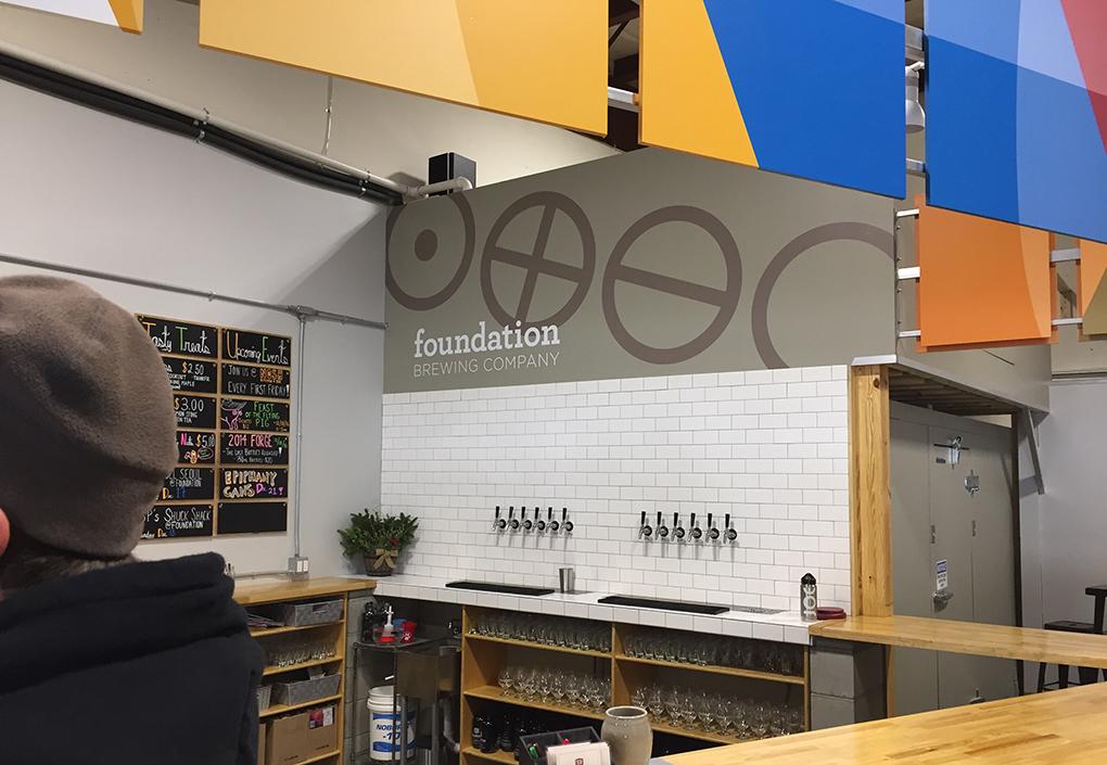 Foundation Tap Room