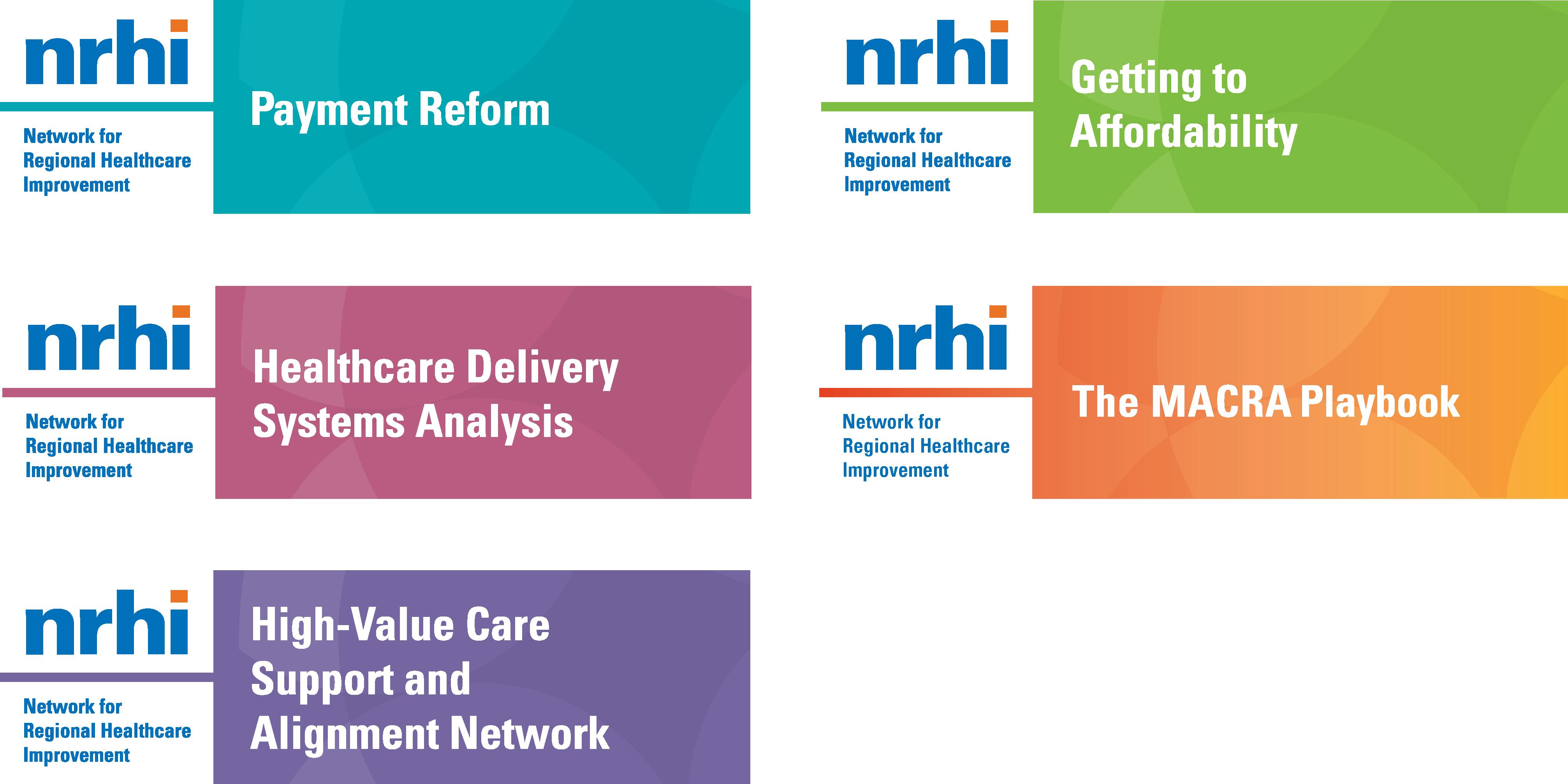 NRHI Initiatives Logos
