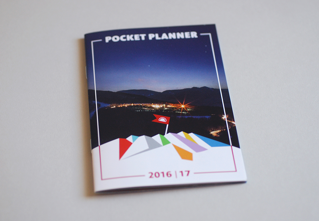 Sunday River Pocket Planner 2016–17
