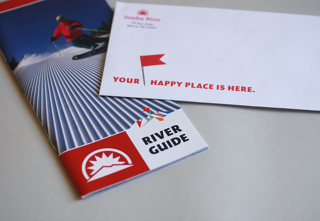 Sunday River 2014–15 River Guide & Envelope