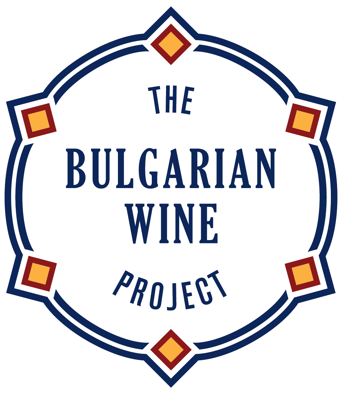 The Bulgarian Wine Project Logo