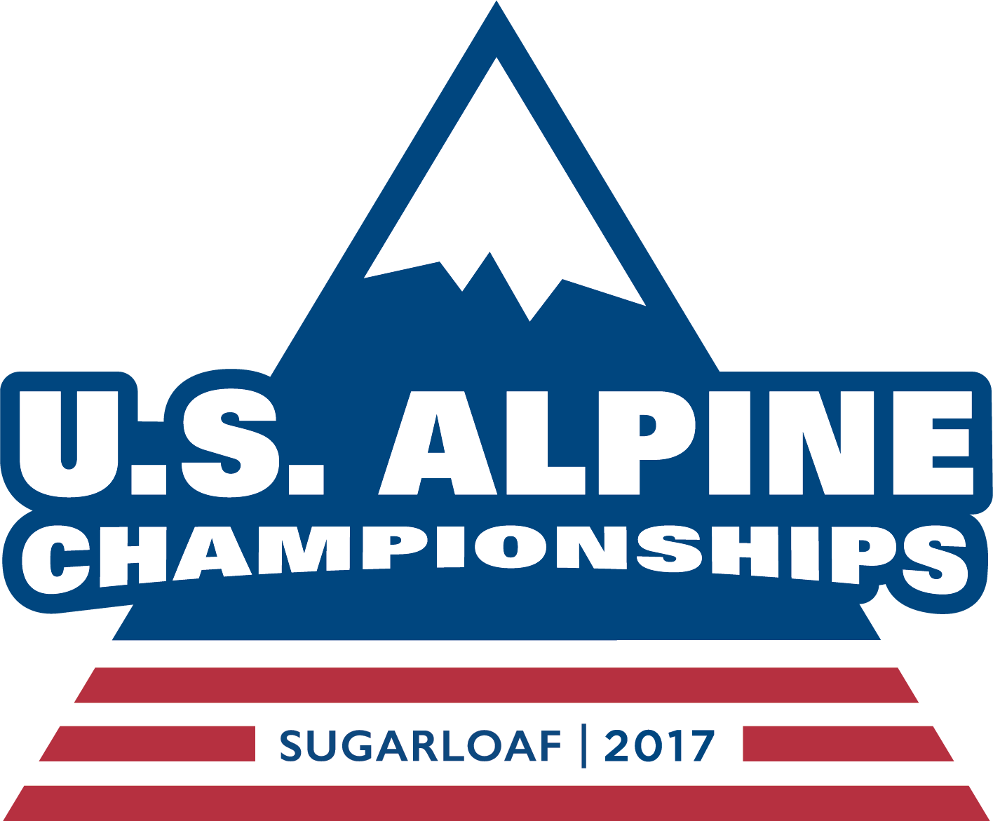 Sugarloaf US Alpine Championships 2017 Logo