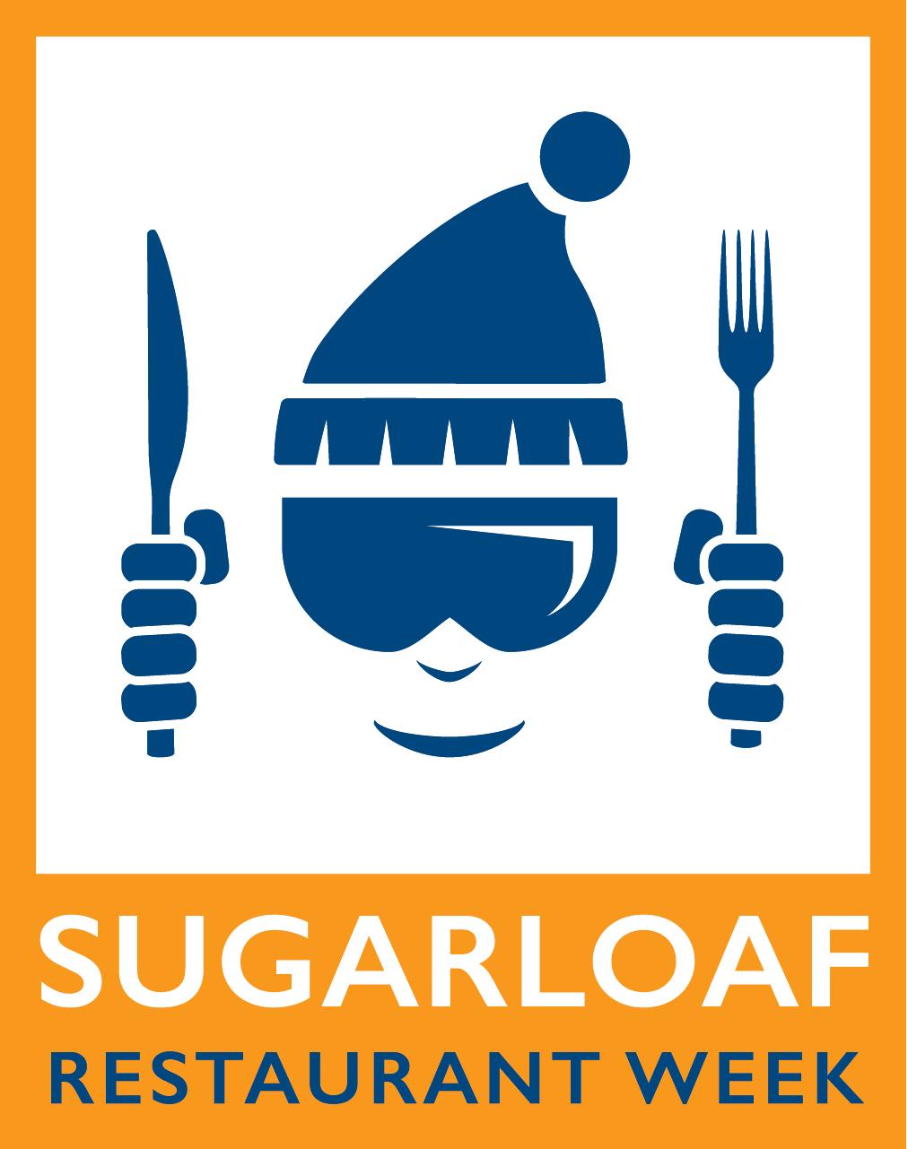 Sugarloaf Restaurant Week Logo