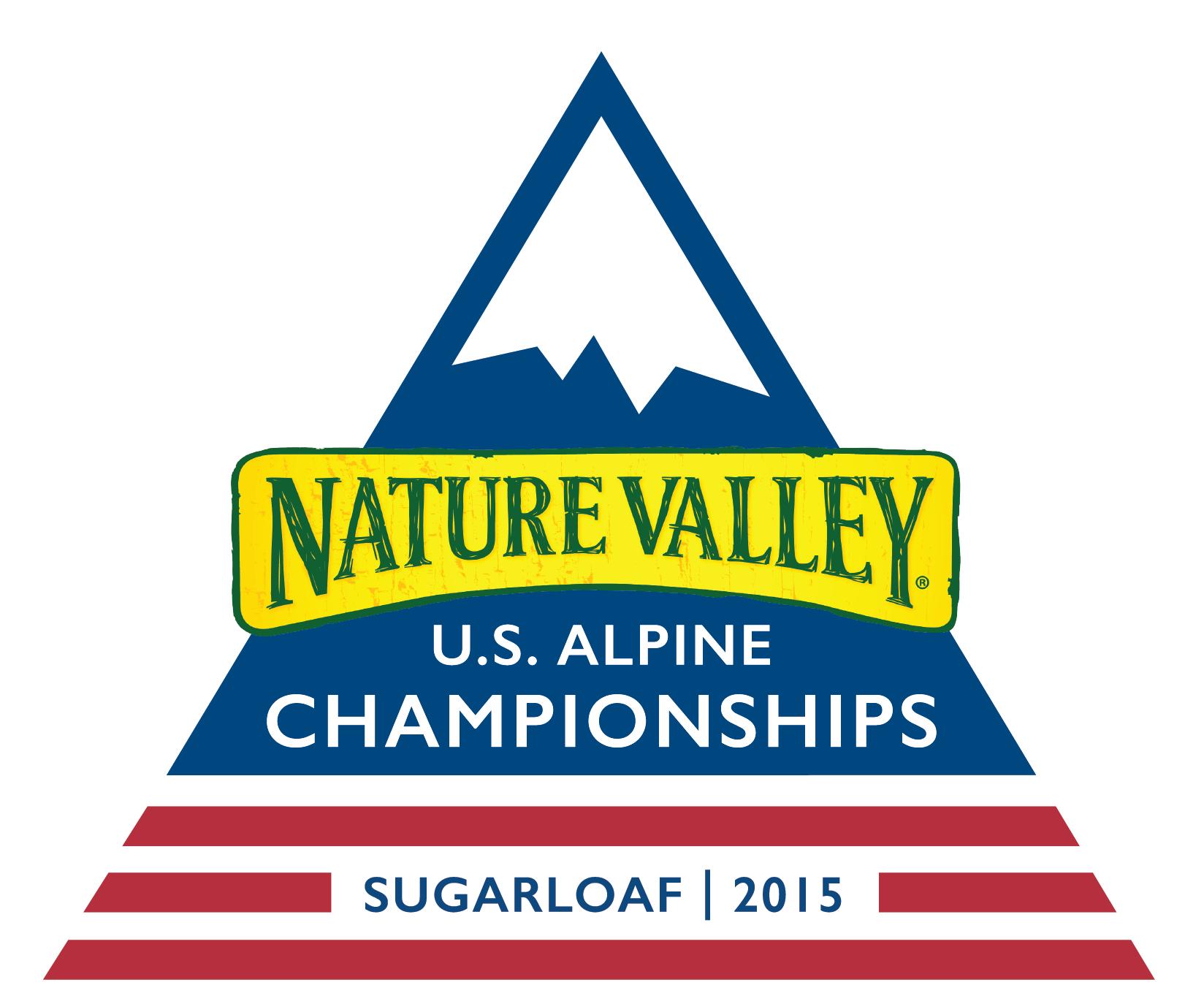 Sugarloaf US Alpine Championships 2015 Logo