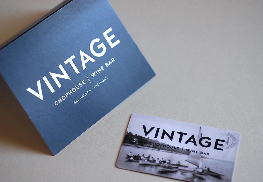 Vintage Gift Cards